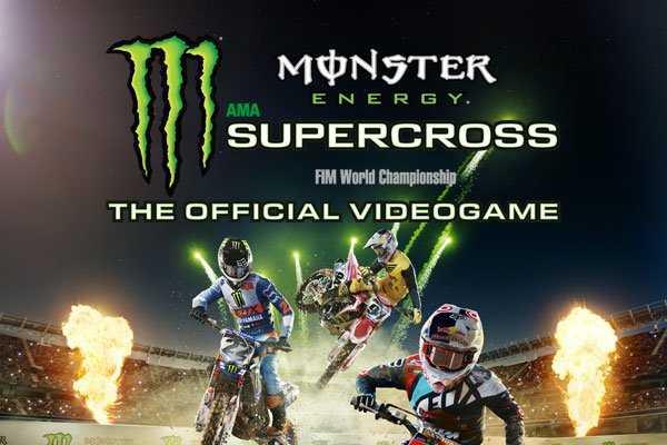 supercross email header - Monster Energy Supercross - The Official Videogame: Zweiter DLC Compound erschienen