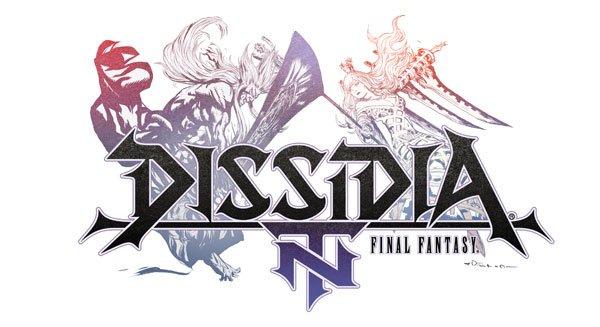 DISSIDIA FINAL FANTASY NT logo - DISSIDIA FINAL FANTASY NT: Kam'lanaut steigt in den Ring