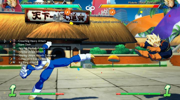 DRAGON BALL FighterZ 20180128152404 720x399 - Dragon Ball FighterZ: Anime-Prügler im Test