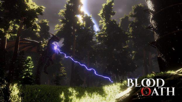 Blood Oath 01 622x350 - Blood Oath - ambitioniertes Indie-Rollenspiel in der Entwicklung