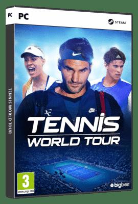 PC e1520884772722 - Tennis World Tour: Veröffentlichungstermin & Packshots