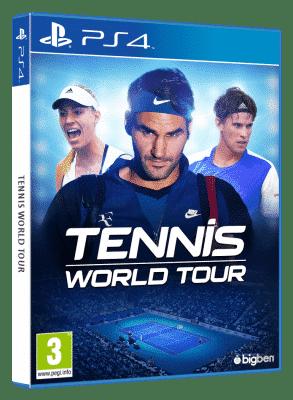PS4 e1520884789785 - Tennis World Tour: Veröffentlichungstermin & Packshots