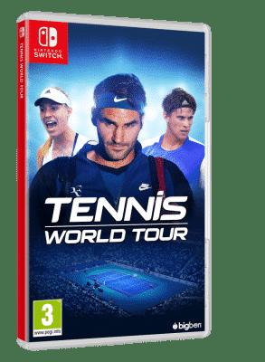 Switch e1520884809392 - Tennis World Tour: Veröffentlichungstermin & Packshots