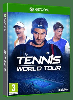 XB1 e1520884828706 - Tennis World Tour: Veröffentlichungstermin & Packshots