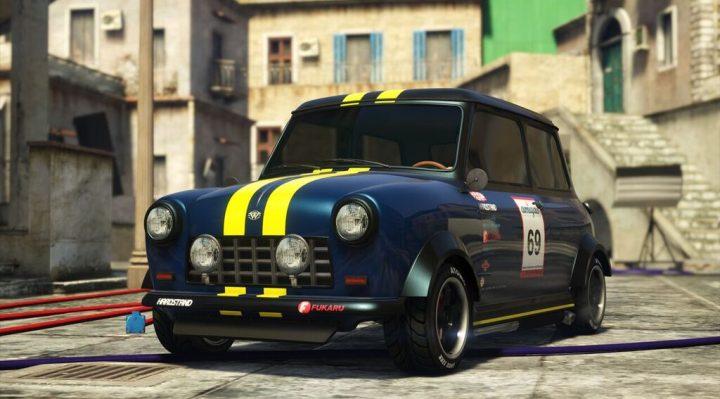 IssiClassic preview 720x399 - GTA Online: The Vespucci Job, drei neue Fahrzeuge & mehr