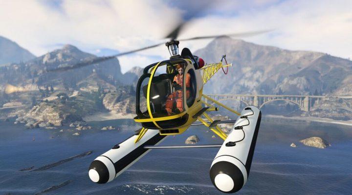 SeaSparrow preview 720x399 - GTA Online: The Vespucci Job, drei neue Fahrzeuge & mehr