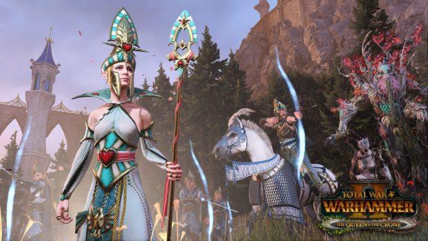 alarielle 4k final WITH LOGO 1526469371 622x350 - Total War: Warhammer II: Die Königin & das Weibsbild machen sich bereit