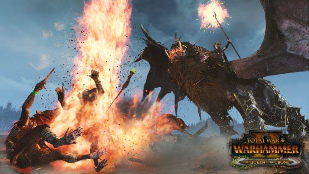 supreme 4k final WITH LOGO 1526469373 622x350 - Total War: Warhammer II: Die Königin & das Weibsbild machen sich bereit
