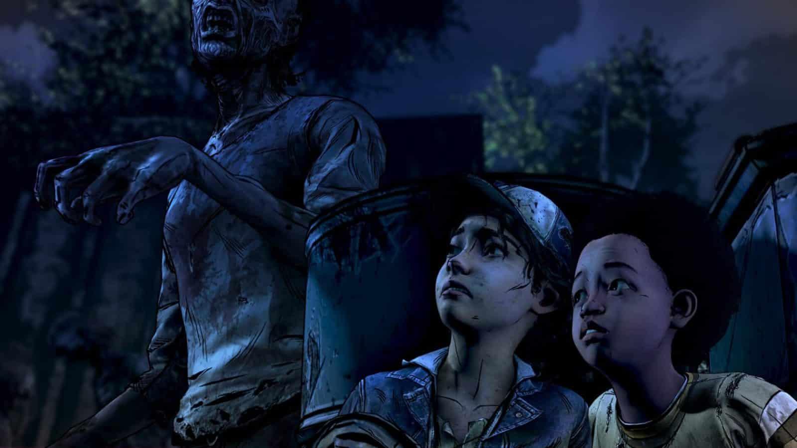 Telltale Walking Dead Staffel 4