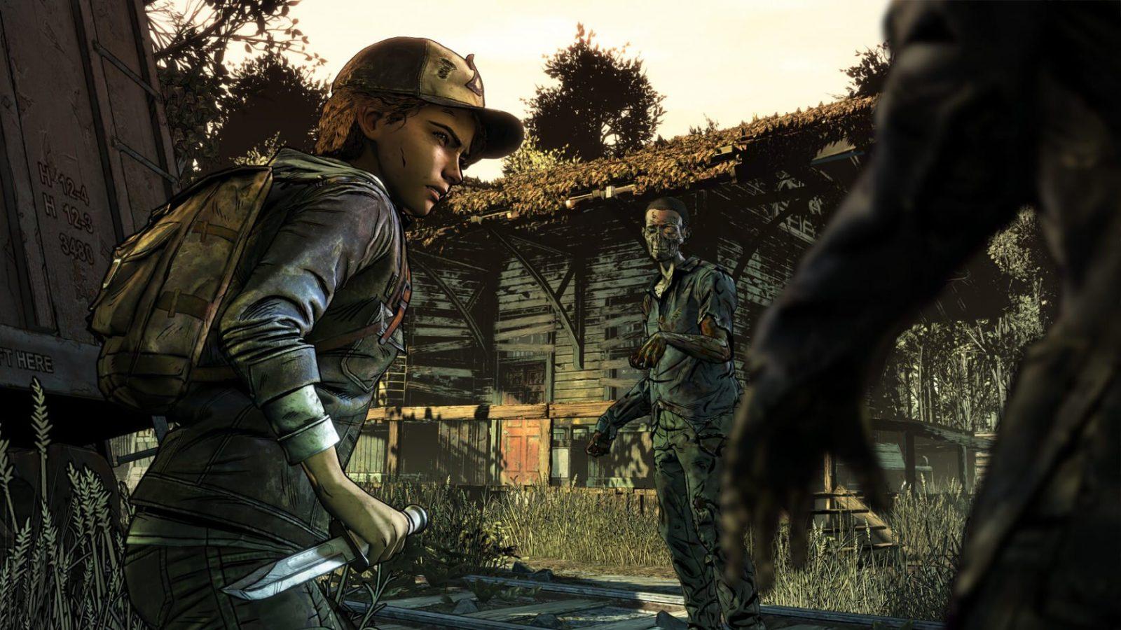 Walking Dead Die letzte Staffel