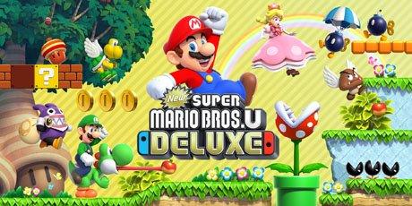 NewSuperMarioBrosUDeluxe - Nintendo Direct: Jede Menge Spiele sind auf dem Weg!