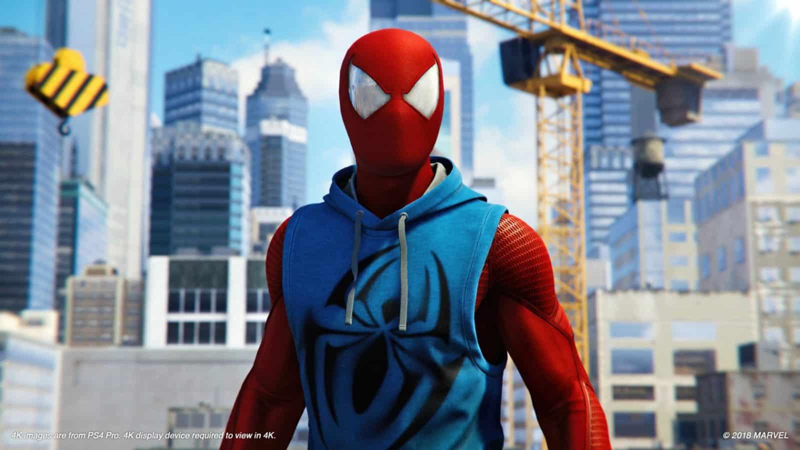 Spider-Man Test