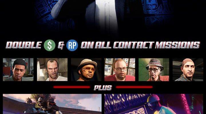 image001 720x399 - Diese Woche in GTA Online: Boni auf Kontaktmissionen, Kundenaufträge und Stuntrennen, Rabatte & mehr