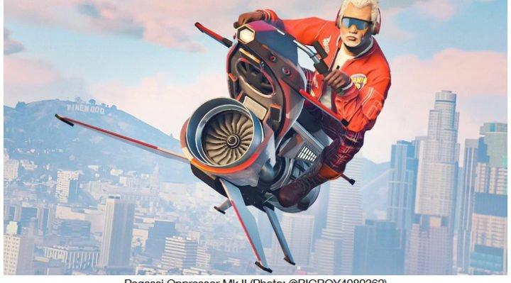 image003 720x399 - Diese Woche in GTA Online: Boni auf Kontaktmissionen, Kundenaufträge und Stuntrennen, Rabatte & mehr