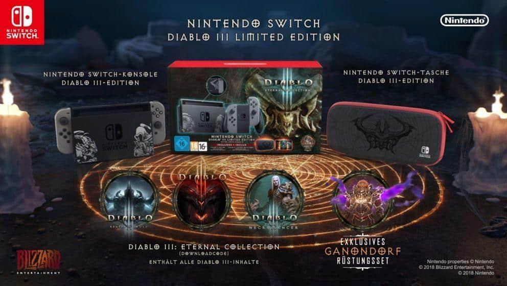 Diablo Switch Bundle